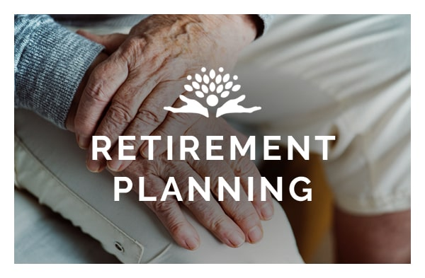 retirement planning button